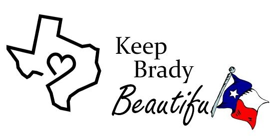 KEEP BRADY BEAUTIFUL LOGO