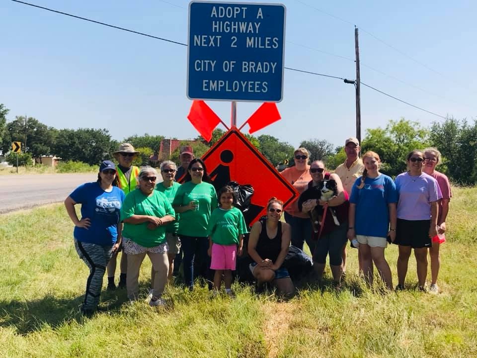 Adopt-A-Highway, June 29, 2019