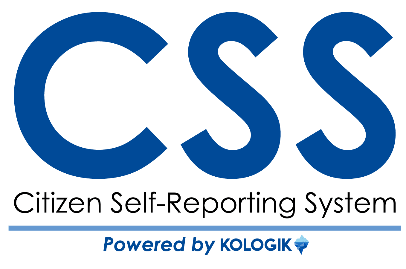 Logo For Agencies Self Reporting System